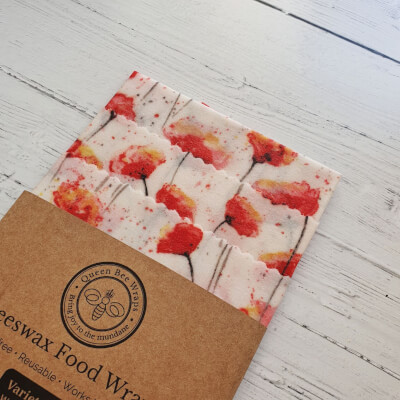 Stirling: Sale Poppy Design Beeswax Variety Pack