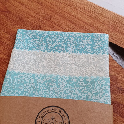Beeswax Wraps Variety Pack, Pastels