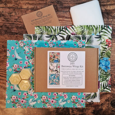 (Blairgowrie) Beeswax Food Wrap Diy Craft Kit