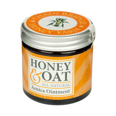 Honey And Beeswax Natural Ointment With Arnica 50g