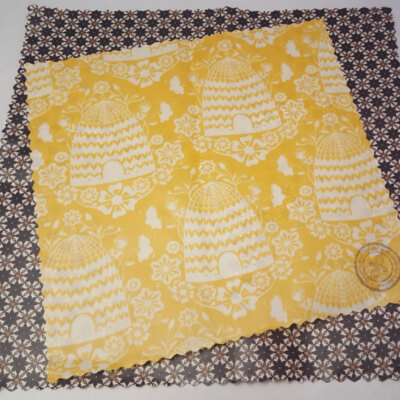 Sale-Linlithgow - Beeswax Food Wraps Hive Lunch Pack