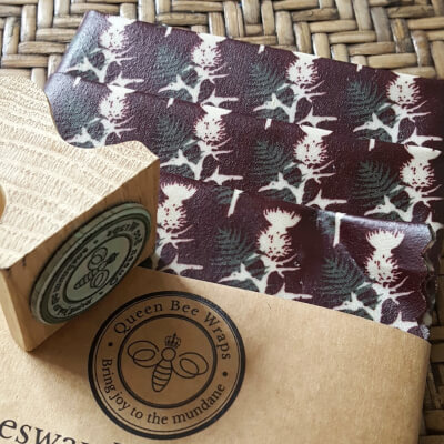 Sale-Stirling - Beeswax Wrap Variety Pack Thistle