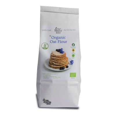 Organic Gluten Free Oat Flour