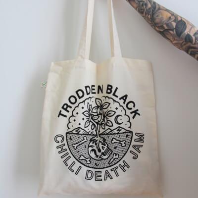 Chilli Death Jam Tote Bag