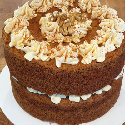 Carrot Cake (Whole)