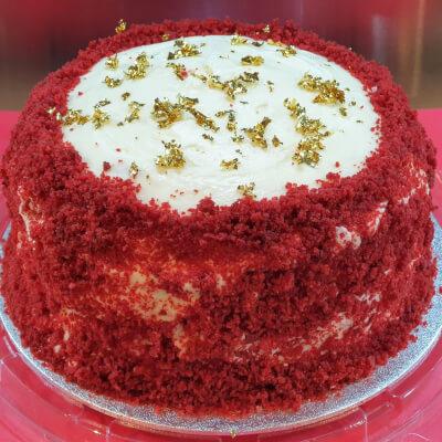 Red Velvet Cake (Whole)