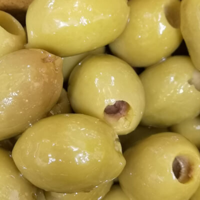 Pitted Chalkidiki Olives