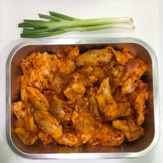Peri-Peri Chicken Wings