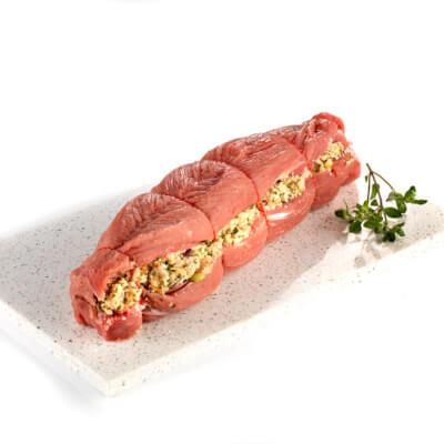 Stuffed Pork Fillet Steak