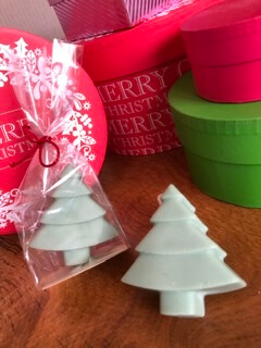 Christmas Tree Novelty Soap