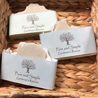 Gardeners Rescue Soap