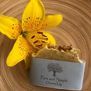 Oriental Lily Soap