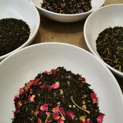 Scottish Heather Berry Tea