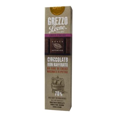 Coffee Stone-Ground Chocolate Bar