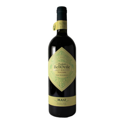 Organic Red Wine Sangiovese, Tuscany