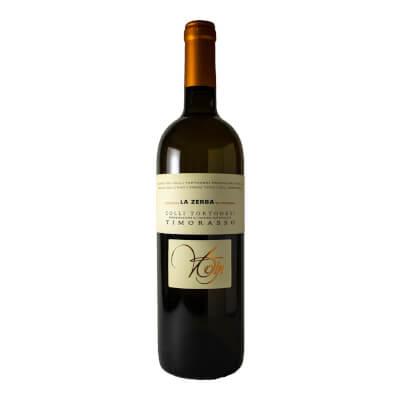 Organic White Wine Timorasso, Piedmont