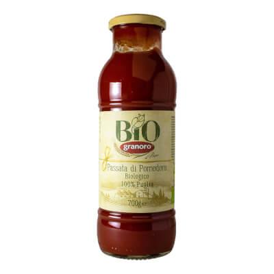 Organic Italian Tomato Puree