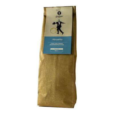 Chemical Free Decaffeinated Ground Coffee 500 Gr Giuliano Caffe'