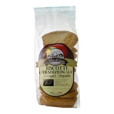 Organic Apulian Biscuits