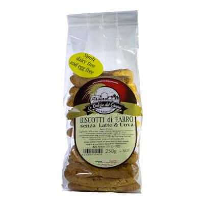 Vegan Spelt Apulian Biscuits