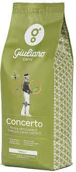 Concerto Coffee Beans From Giuliano Caffe'