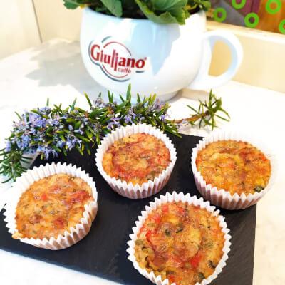 Vegan Chickpea Muffins