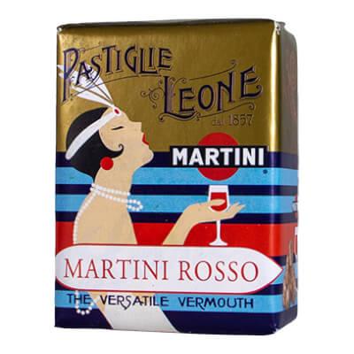 Leone Sugar Candies Martini Red