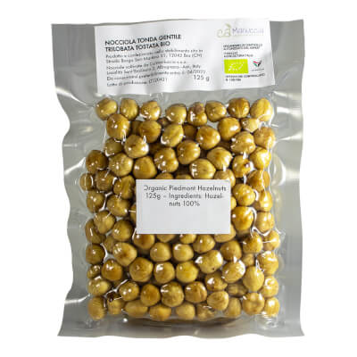 Organic Whole Hazelnut