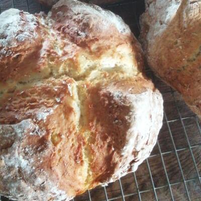 Traditional Large Irish Soda Bread