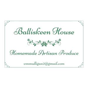 Balliskeen House,  Artisan produce