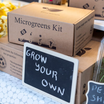 Microgreen Kit (Grow Your Own)