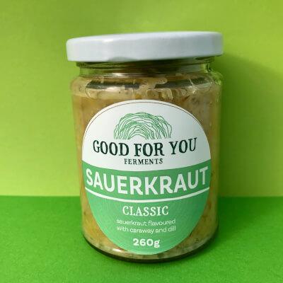 Classic Sauerkraut