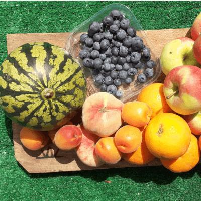 Organic Fruit Box