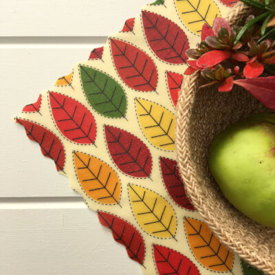 12 Inch All-Purpose Wrap - Autumn Leaves