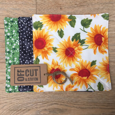 Reusable Cloths - Pack Of Three
