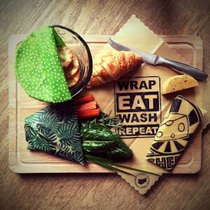 Leaf Natural Food Wraps