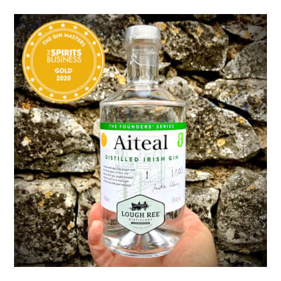Aiteal Distilled Irish Gin