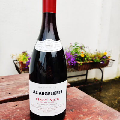 Pinot Noir Grande Cuvee Igp (Red), Les Argelieres 2019 (France)