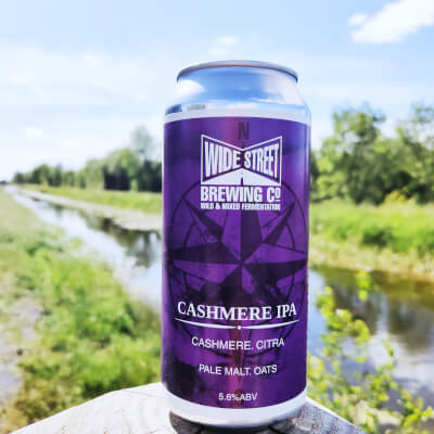 Wide Street Brewing: Cashmere Ipa