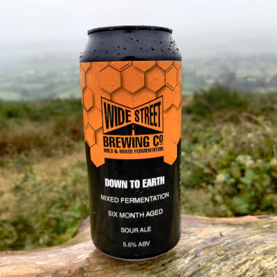 Wide Street Brewing: Down To Earth Sour Ale