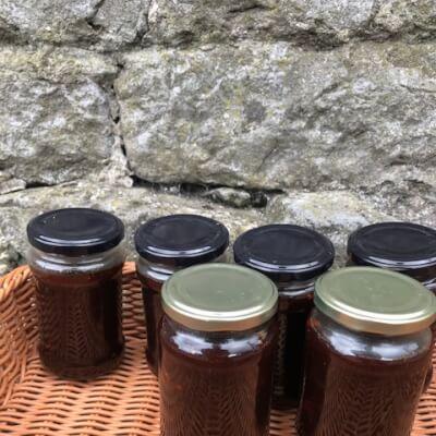 Luxury Gooseberry & Ginger Jam