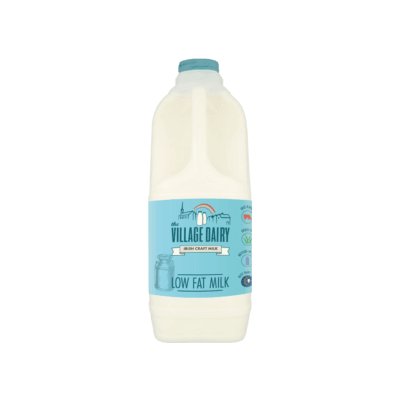 2 Litre Village Dairy Low Fat Milk