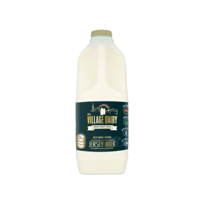 2 Litre Village Dairy Fresh Jersey Milk
