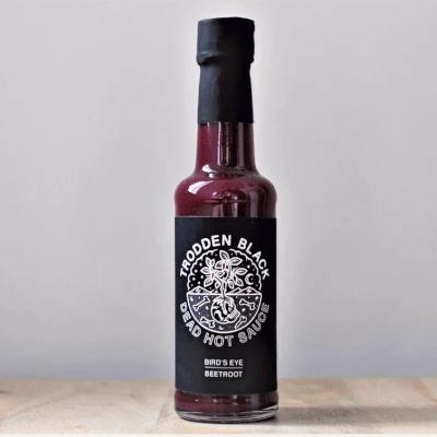 Trodden Black Beetroot Hot Sauce