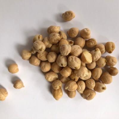 Organic Chickpeas
