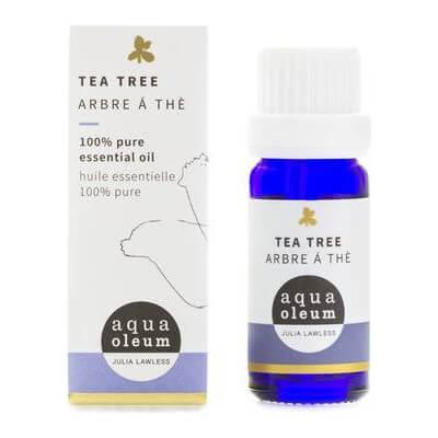 Aqua Oleum Tea Tree Essential Oil