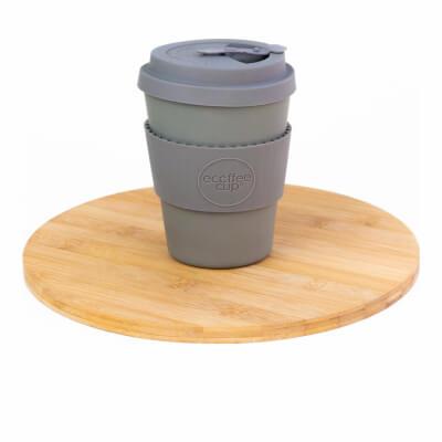 Ecoffee Plain Bamboo Coffee Cup