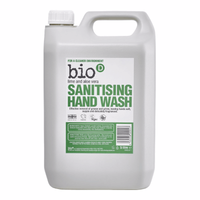 Bio-D Aloe Vera & Lime Handwash Liquid Refill