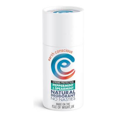 Earth Conscious Peppermint & Spearmint Deodorant
