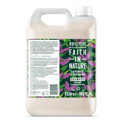 Faith In Nature Lavender & Geranium Shampoo Refill